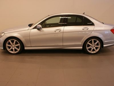 begagnad Mercedes C220 CDI AMG-Paket