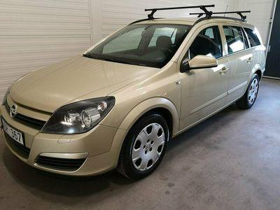 begagnad Opel Astra Caravan 1.6 Twinport 105hk Nybesiktad och Kamrembytt