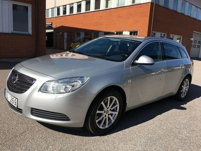 begagnad Opel Insignia Sports Tourer 1.6 Turbo 180hk