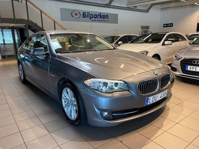begagnad BMW 520 d Sedan Steptronic 184hk