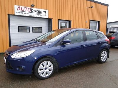 used Ford Focus 1,6 TDCi (95hk) 5-d Trend