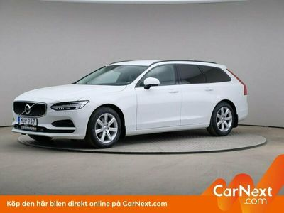 begagnad Volvo V90 D3 Awd Business Aut Voc Drag
