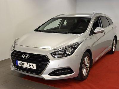 begagnad Hyundai i40 Kombi 1.7 CRDi M6 Comfort Holmgrens Edition