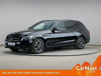 begagnad Mercedes C350e T Avantgarde SE-Edition Premium Night