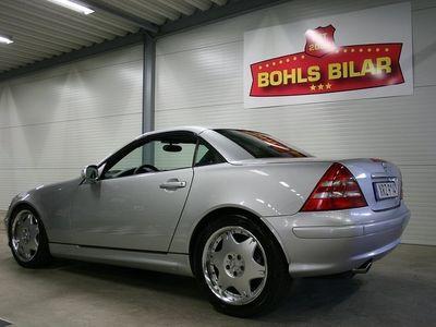 begagnad Mercedes 200 SLK-KlassKompressor * CAB *