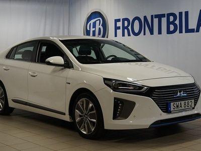 begagnad Hyundai Ioniq Hybrid Premium 1.6 DCT Euro 6 1
