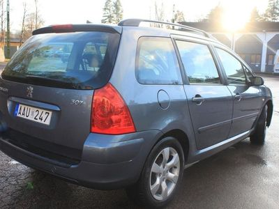 begagnad Peugeot 307 2,0 KOMBI