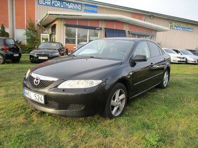 begagnad Mazda 6 Sport 2.0 141hk LÄDER