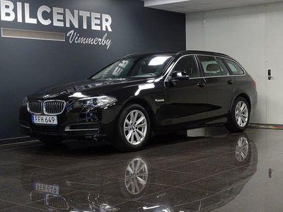 begagnad BMW 520 d BUSINESS NAVI 190hk