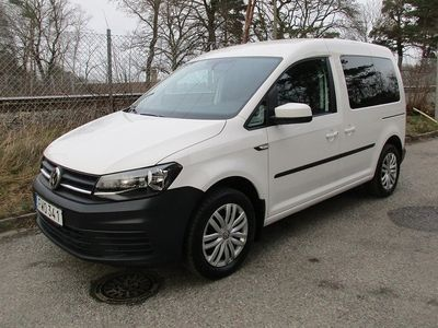 begagnad VW Caddy Life 1.4 TSI Comfort Euro 6 131hk