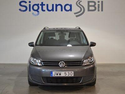 gebraucht VW Touran 1.6 TDI 7-sits DSG7 (105HK)
