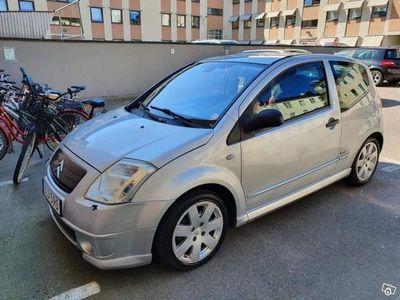 brugt Citroën C2 Automat -04