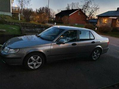 begagnad Saab 9-5 Sport Sedan 2.3 T Arc