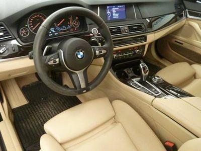 begagnad BMW 530 d xDrive Sedan Läder Komfortstolar Aut