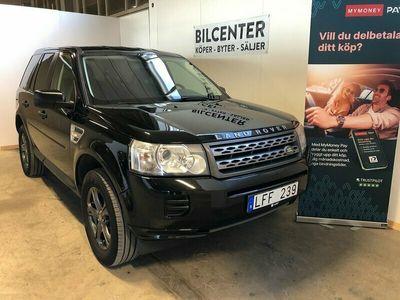 begagnad Land Rover Freelander 2.2 TD4 4WD 150hk NY BESIKTAD