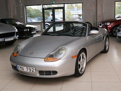 begagnad Porsche Boxster TipTronic 204hk