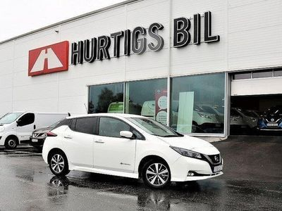 begagnad Nissan Leaf 40 kWh Acenta*755 Mil