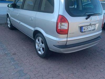 begagnad Opel Zafira 5D 1,8