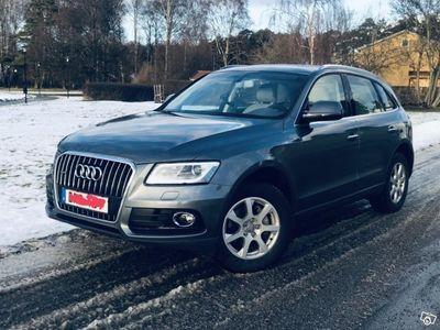 begagnad Audi Q5 cleandiesel värmare 190 hk -15