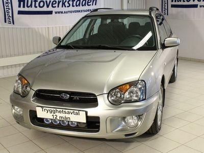gebraucht Subaru Impreza 2,0 Sportswagon -05
