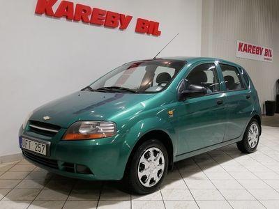 begagnad Chevrolet Kalos 5-dörrar 1.2