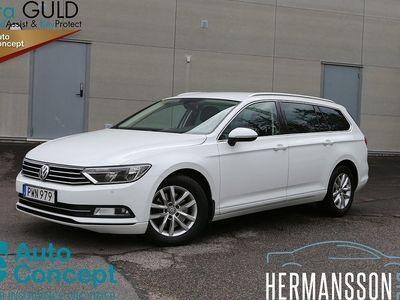 begagnad VW Passat 2.0TDI Värmare Dynaudio Automat