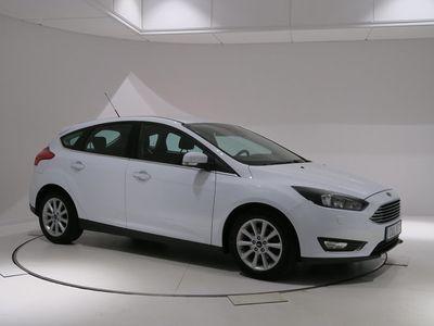 begagnad Ford Focus Titanium 5D 1.0T EcoBoost 125hk