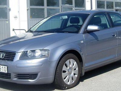 gebraucht Audi A3 Sportback 1.6 102hk