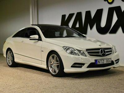 begagnad Mercedes E250 207