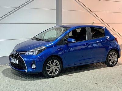 begagnad Toyota Yaris Hybrid Toyota Yaris Hybrid