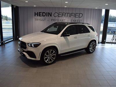 begagnad Mercedes 450 GLE Benz4Matic AMG-line Premium plus Nightpackage 2019, SUV 849 000 kr