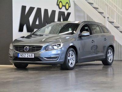 begagnad Volvo V60 D4 190hk | Momentum | BE