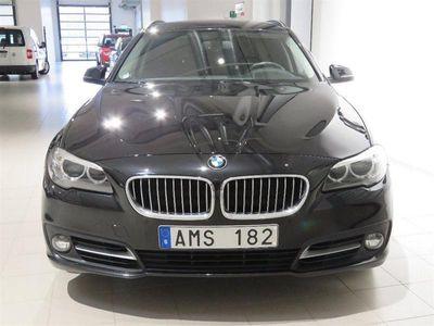 begagnad BMW 530 d A Xdrive touring 258hk aut värmare -14