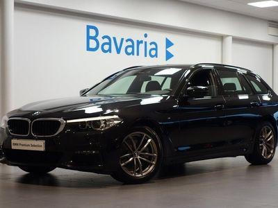 begagnad BMW 520 d xDrive Touring M-Sport Aut Nypris 5 -19