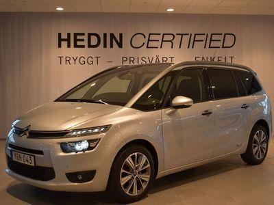 gebraucht Citroën Grand C4 Picasso 1.6 Aut 7-sits, Hedin edition