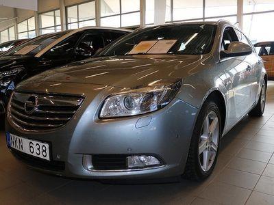 begagnad Opel Insignia Sports Tourer 2.0 CDTI 4x4 160hk*MKT FIN, DRAG*