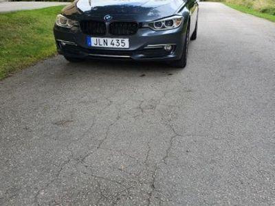 begagnad BMW 320 d Luxury Line- 14 Automat -14