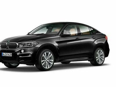 begagnad BMW X6 M50d Navi Drag Komfortstol Värmare DA+ Hud