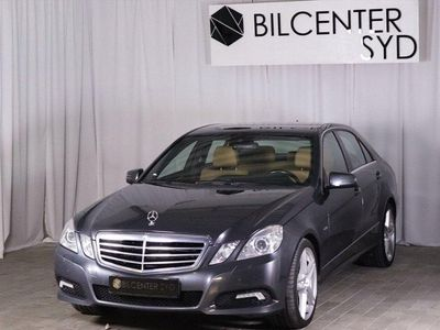 begagnad Mercedes E350 CDI BlueEFFICIENCY 7G-Tronic, 231hk