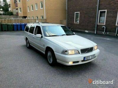 begagnad Volvo V70 2.0 T Import -97