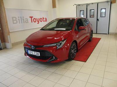 begagnad Toyota Corolla Touring Sports Hybrid Style