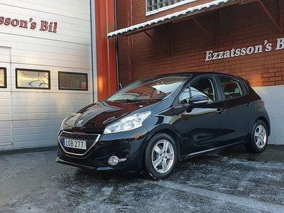 begagnad Peugeot 208 1.4 e-HDi Auto.5-dörrar