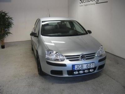 begagnad VW Golf 1,6 2007