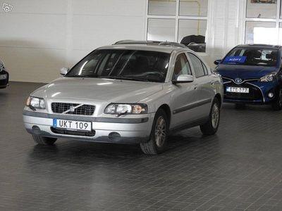 begagnad Volvo S60 2.4 . Krok - motorvärmare