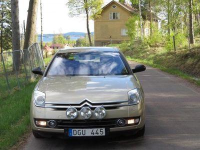 begagnad Citroën C6 2,7 HDi Exclusive -08