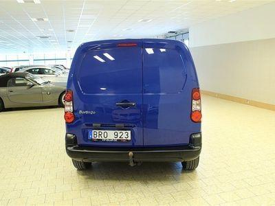 begagnad Citroën Berlingo III 1,6 HDi Drag, 3-Sits 2012, Övrigt 89 900 kr