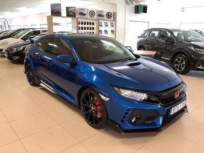 begagnad Honda Civic Type R GT 320hk MY19