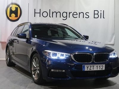 begagnad BMW 540 I xDrive Touring M Sport Driving Assistant Plus Connected Drag