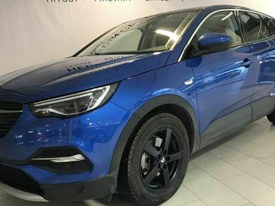 begagnad Opel Grandland X 1,2 130hk Aut Dynamic Panorama S+V-hjul