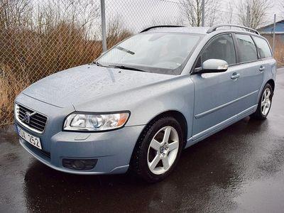 begagnad Volvo V50 2.0 D Momentum 136hk Drag